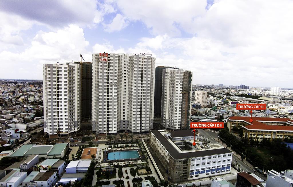 Ngân hàng bảo lãnh dự án Him Lam Chợ Lớn – Ai được lợi?