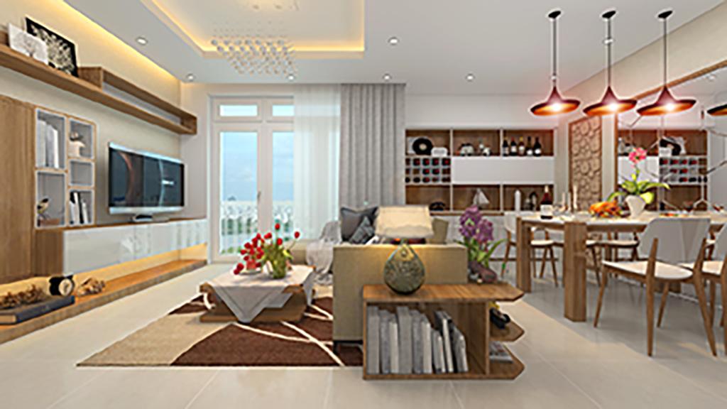 Gia đình 3 thế hệ nên chọn căn hộ như thế nào?
