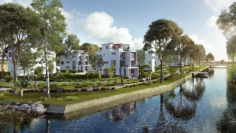 Villa Park – Lựa chọn vàng khi mua biệt thự
