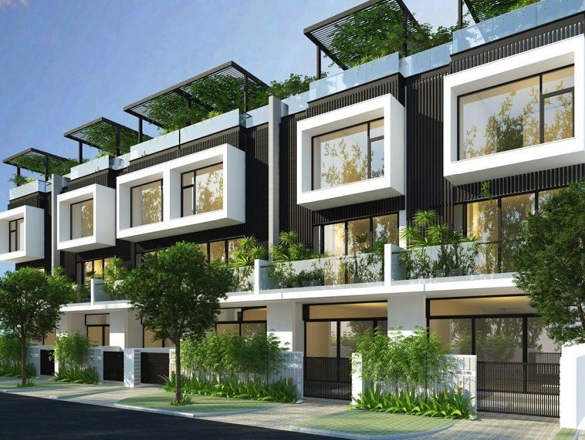 Ra mắt dự án liền kề giai đoạn 5 Lavender Homes- ST5