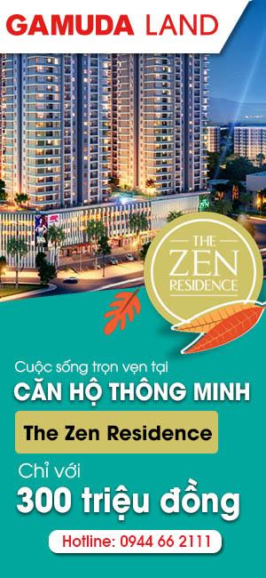 Chung cư the Zen Residence Gamuda Yên Sở