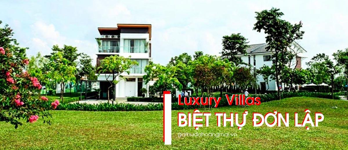 mua bán biệt thự tại Gamuda Gardens, biệt thự đơn lập đẹp mắt và hoành tráng nhất Gamuda Hoàng Mai