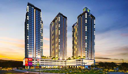 Gamuda Land bán căn hộ chung cư cao cấp