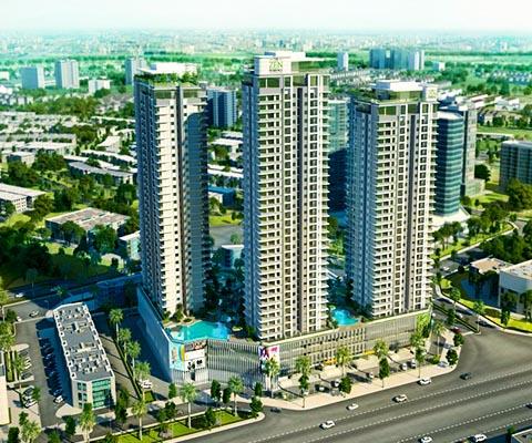 Dự án Gamuda City Hoàng Mai với quy mô lớn ngay cạnh trung tâm Hà Nội