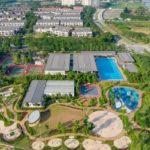 Không gian sống xanh yên bình ngay tại thủ đô Hà Nội